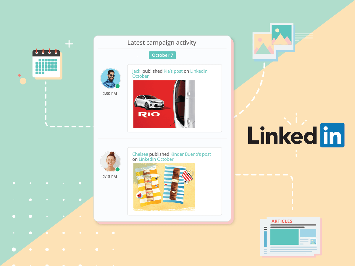 Sharelov, the Collaboration Platform Helps your Brand Connect on Linkedin